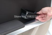 4 шт. двери автомобиля контейнер подлокотник коробка для хранения держатель телефона организатора для Mercedes Benz GLK Class X204 2009 +