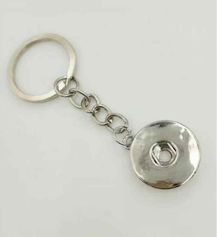 Snap Móc Khóa 18 mét Snaps Nút Keychain Cho Các Phím Xe Key Ring Quà Lưu Niệm Người Đàn Ông Cậu Bé Móc Chìa Khóa Trang Sức Phát Hiện