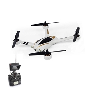 XK X252 5.8G FPV Con 720 P HD Cámara Sin Escobillas Motor 3D 6G RC Quadcopter RTF
