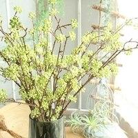 10 Pcs Plastic Christmas Flower for Home Decoration Wedding Decoration Artificial Flower Artificial Flowers for Wedding Fake flo