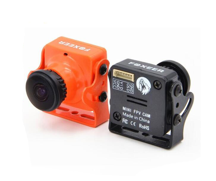 Free Shipping 2016 Newest Foxeer night wolf 700tvl FPV Micro camera PAL system 1/2 inch CCD camera