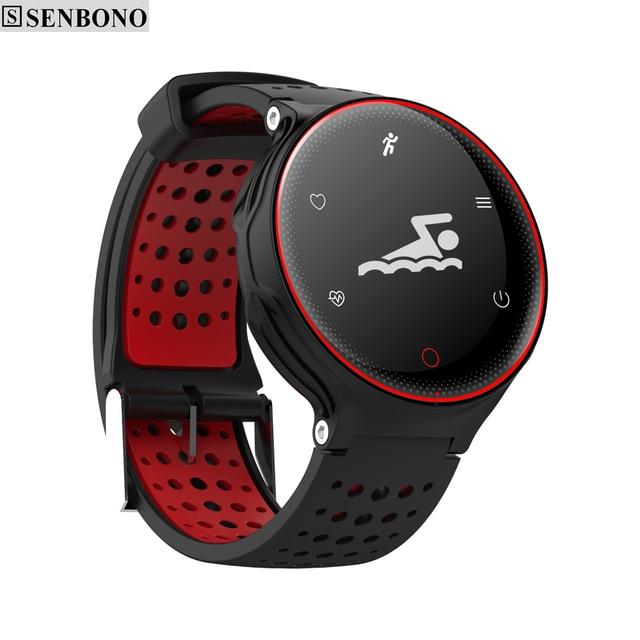 SENBONO NEW X2 smartband wristband blood pressure & heart rate
