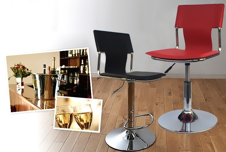 bedroom chair free shipping warehouse computer stool lifting rotating seat office meeting room bar chair continental bar chairs rotating chair lift back bar stool reception tall silver beauty makeup chair