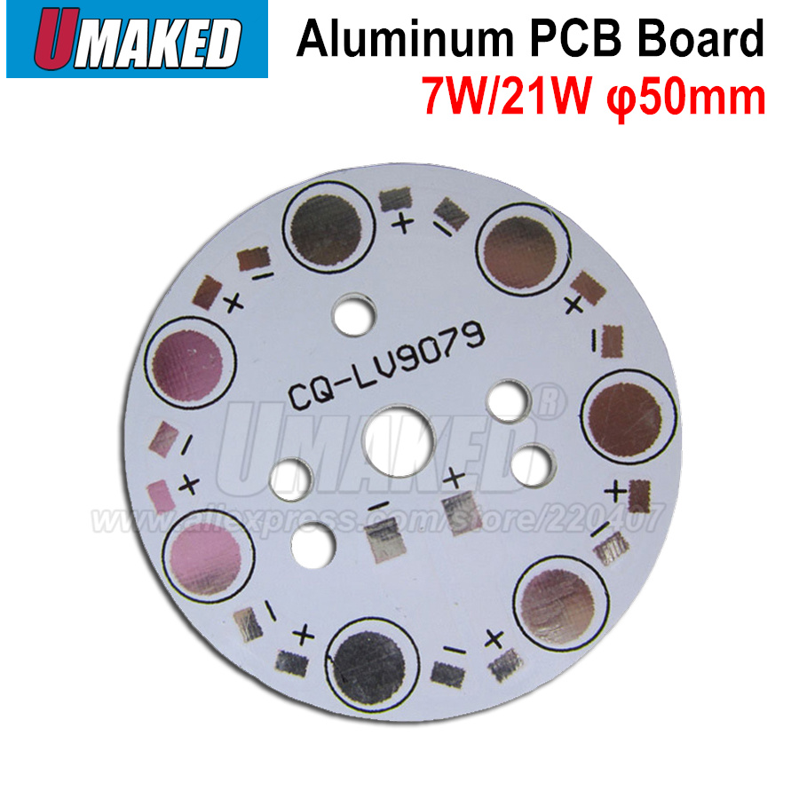 5w 30mm Ac 220v Led Pcb With Integrated Ic Driver For Bulb Light Ww Aluminum Printed Circuit Board Making Ceiling Lighting 50mm 7w 21w Diy High Power Heat Sink Base Plate