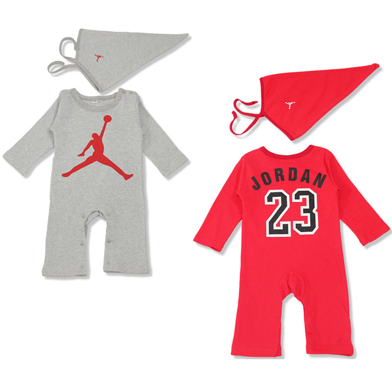 Wear Your RED Support for Our Troops Toddler Baby Long Sleeve Bodysuit Jumpsuit