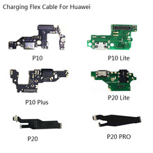 For Huawei P10 P10 lite Plus P20 P20 Lite Charger Charging port Dock USB Connector Data Fle
