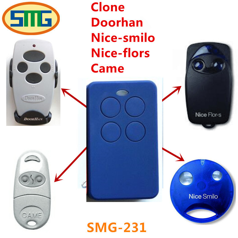 3pcs Best Price Free Shipping Market 280 868mhz Came Doorhannice