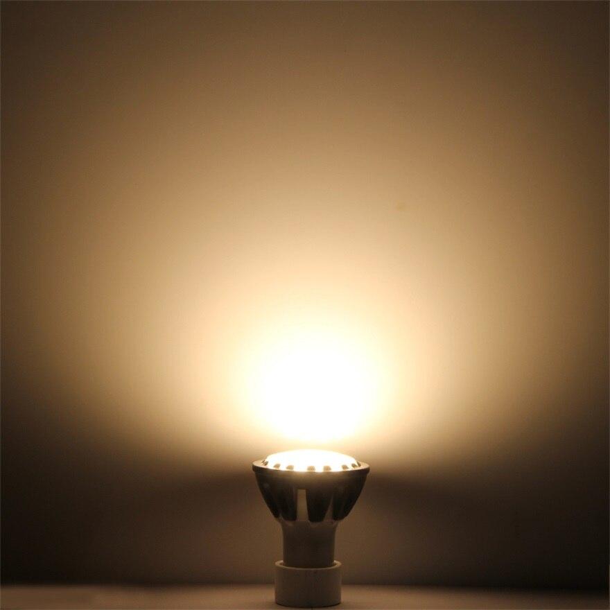 4 X GU10 5W 4 High Power SMD <font><b>LED</b></font> <font><b>Bulbs</b></font> Spot Light <font><b>Bulb</b></font> Warm