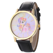 купить New Fashion 2019 Women's Quartz Watches Fashion Casual Dress Cartoon Wrist Watches Women Clock Ladies Watch horloges vrouwen дешево