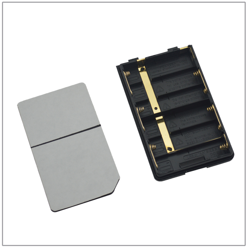 Aoer Battery Case for for Walkie Talkie Radio VX-168 VX-170 VX-177 VX-180 HX370s HX500s FT-60R FT-250 VXA-210 VXA-300 A410 A420