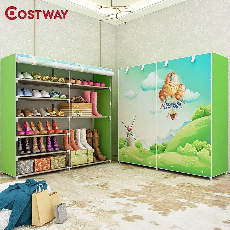 Стеллаж для хранения обуви стойка для шкафа органайзер для обуви полка для обуви мебель для дома meuble chaussure zapatero mueble schoenenrek мебель