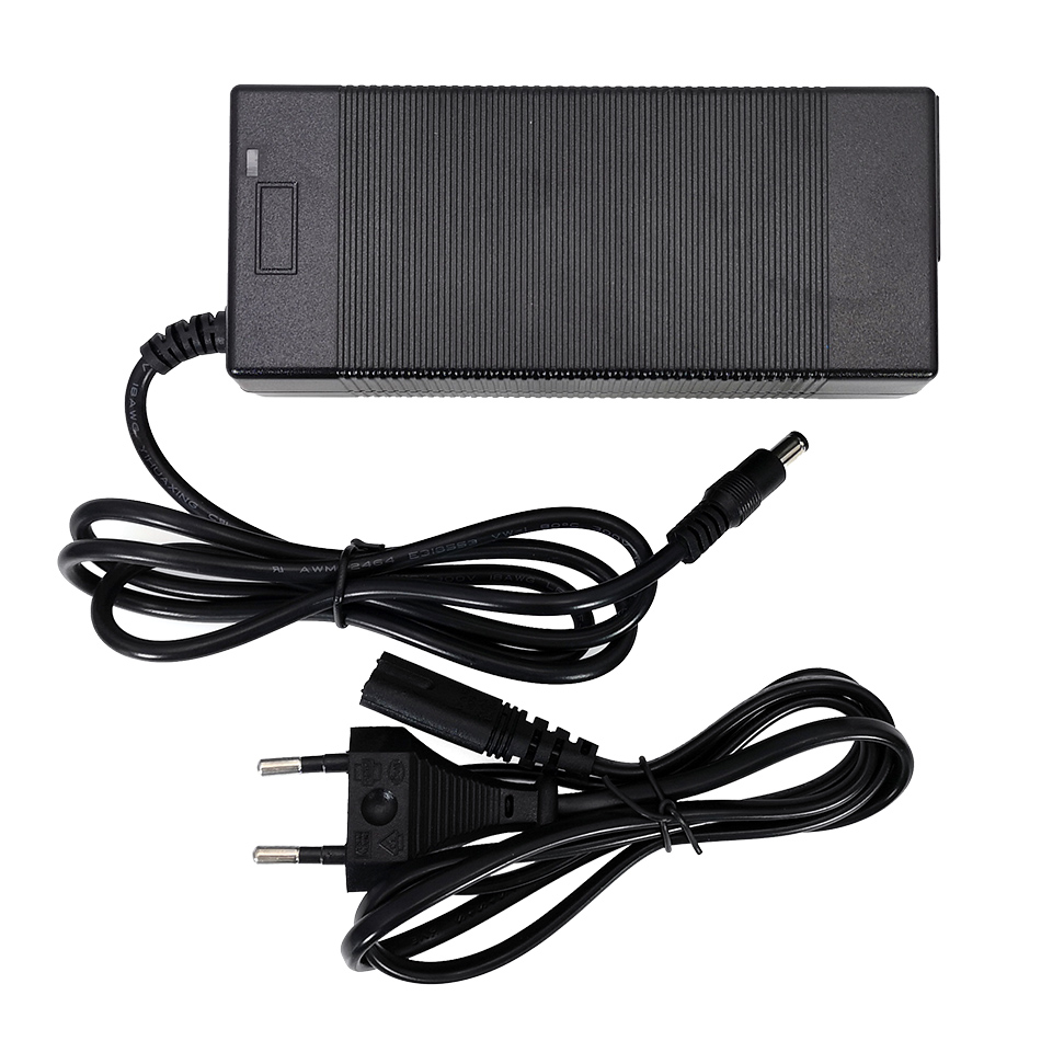 48V 2A 13S 54.6v bike modification/electric/scooter lithium battery charger 36V 2A 10S 42V Polymer lithium battery charger