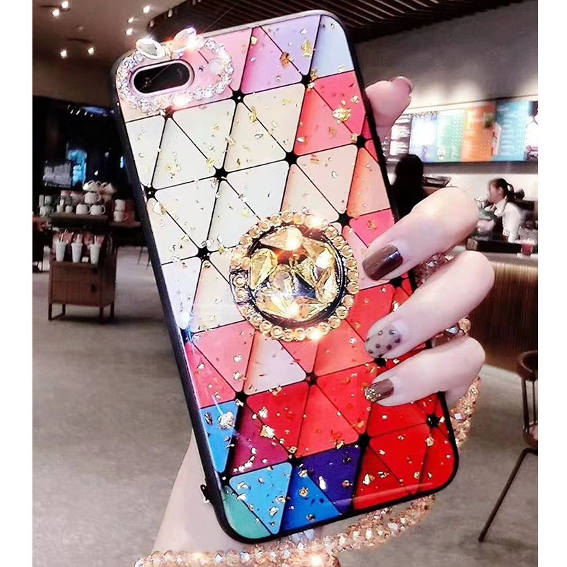 Grand Prime G530 Glitter Case for Samsung Galaxy J7 Prime J2 Core J4 Plus J6 J8 2018 J3 2016 J7 2015 J5 2017 Stand Holder Cover image