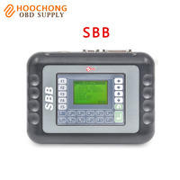 High Quality Slica SBB Key Programmer V33.02 No Token Limited sbb brazil Support Multi languages