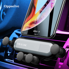 Gravity Car Phone Holder For iPhone Xs Max X XR 8 Samsung S9 S10 S8 Holder For Phone in Car Mount Cell Mobile Phone Holder Stand phone camera lens 9 in 1 phone lens kit for iphone x xs max 8 7 plus samsung s10 s10e s9 s8