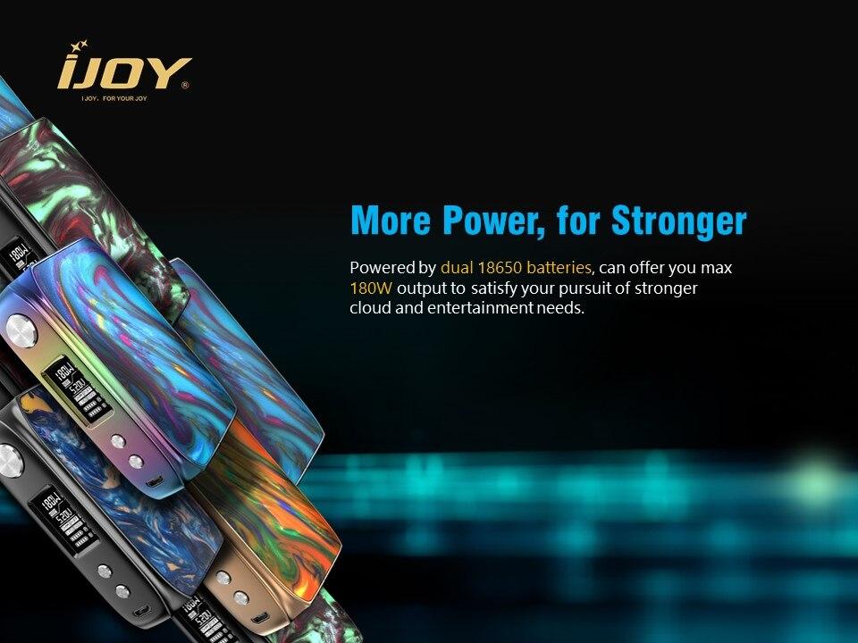 iJoy Shogun 180W Starter Kit-4