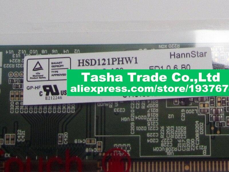 HSD121PHW1-A03 HSD121PHW1 A03 LCD Screen 1366*768 LVDS 40 Pins Original New for lenovo ibm x220 x220i lcd screen b125xw01 v 0 lcd 1366 768 40 pins good quality