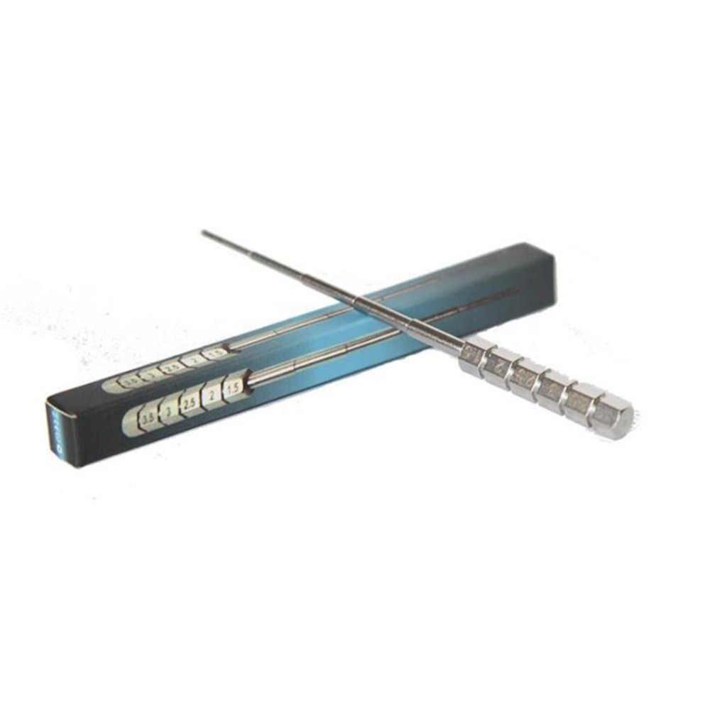 Micro Coil Jig Thuốc Lá Điện Tử RDA Atomizer Bấc Dây Cuộn Dây Công Cụ Bấc Ghép Hình Quấn Cuộn Dây Tua Vít