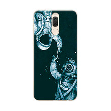 adlucky For Huawei Mate 10 Lite Case Charming Marvel Avengers Iron man Funda Capa For Huawei Mate 10 Lite Soft Silicone Cover