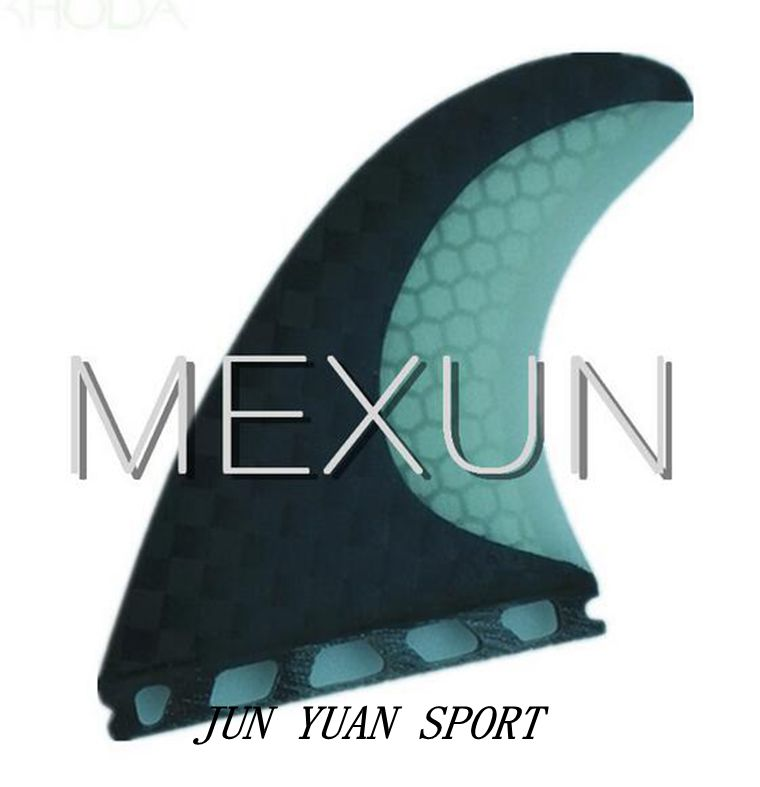 ФОТО High quality ! Carbonfiber Surfboard fins Paddle Board Three Fins/Surf fin,Free shipping!