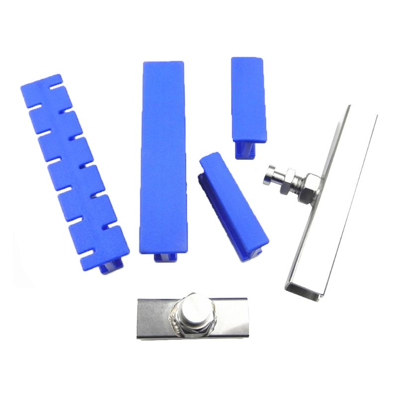 New 1Set 6PCS Universal Auto Body Dent Repair Kit, Paintless Tool Set