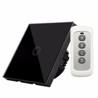 OCDAY Portable EU Standard Touch Switch AC 110 240V Wall Light Remote Control Switch With Mini