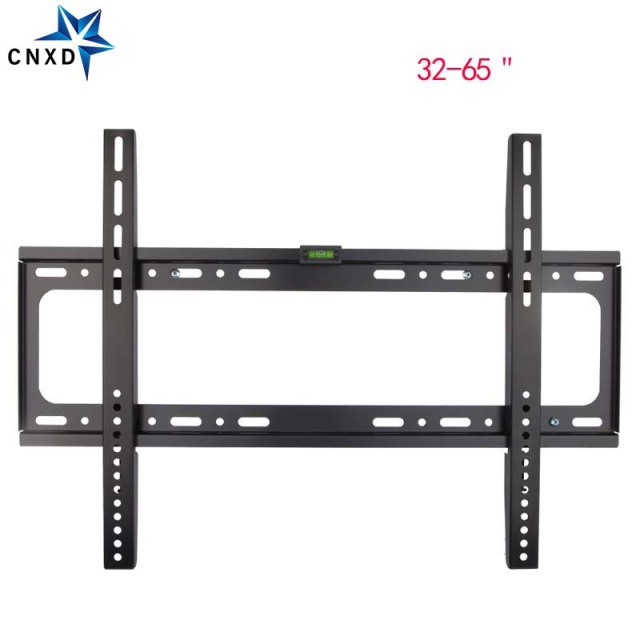 Universal Ultra Slim Fixed Tv Wall Mount Bracket Flat Panel Tv Stand
