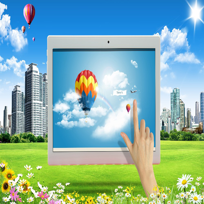 bilder für 9,7 Zoll Android 5.1 Quad Core 3G call Tabletten Pc WiFi SIM karte Pc Tablet 2G + 16G 1280*800 IPS LCD 2 GB + 16 GB 7 9 10 tablet