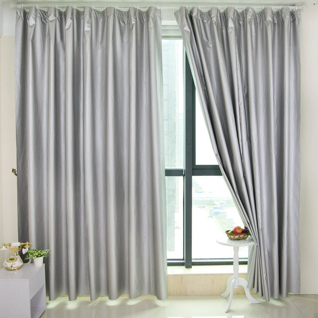 cheap silver blackout curtains curtain menzilperde net. Black Bedroom Furniture Sets. Home Design Ideas