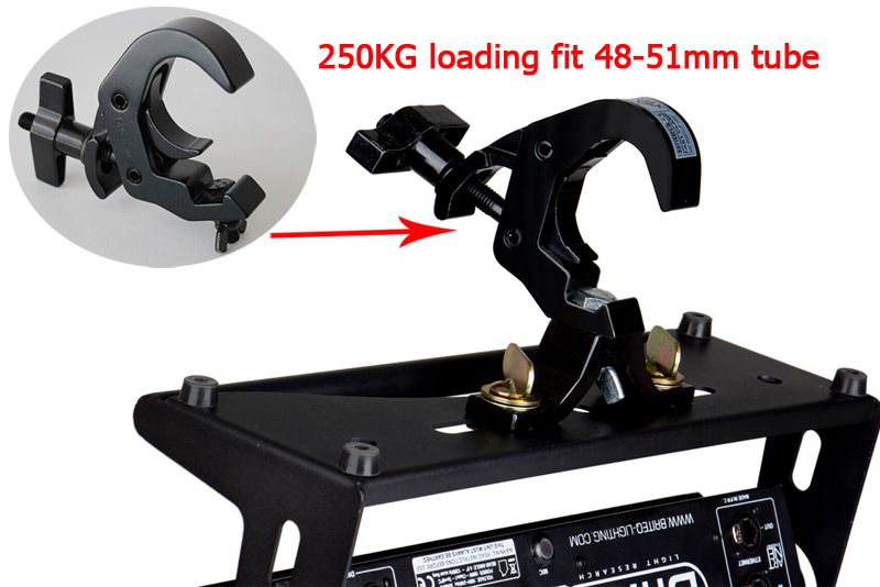 quick lock lighting clamp/stage light hook clamp