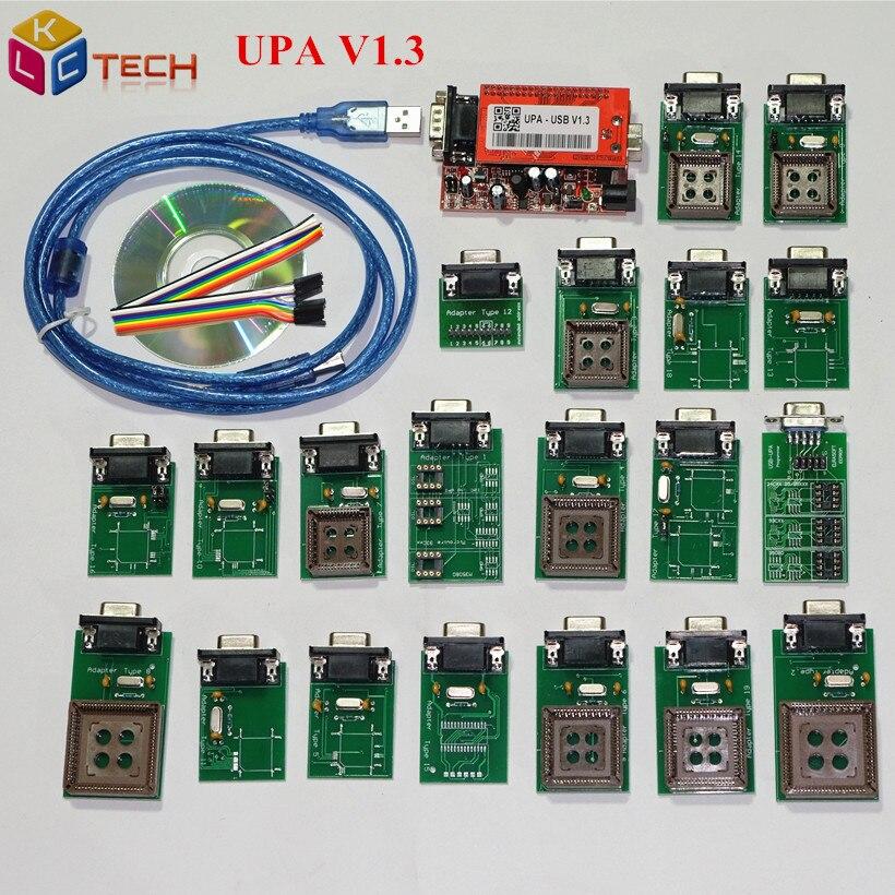 2018 A Quality UPA USB Programmer UPA USB 1 3 Full Adapters UPA USB V1 3