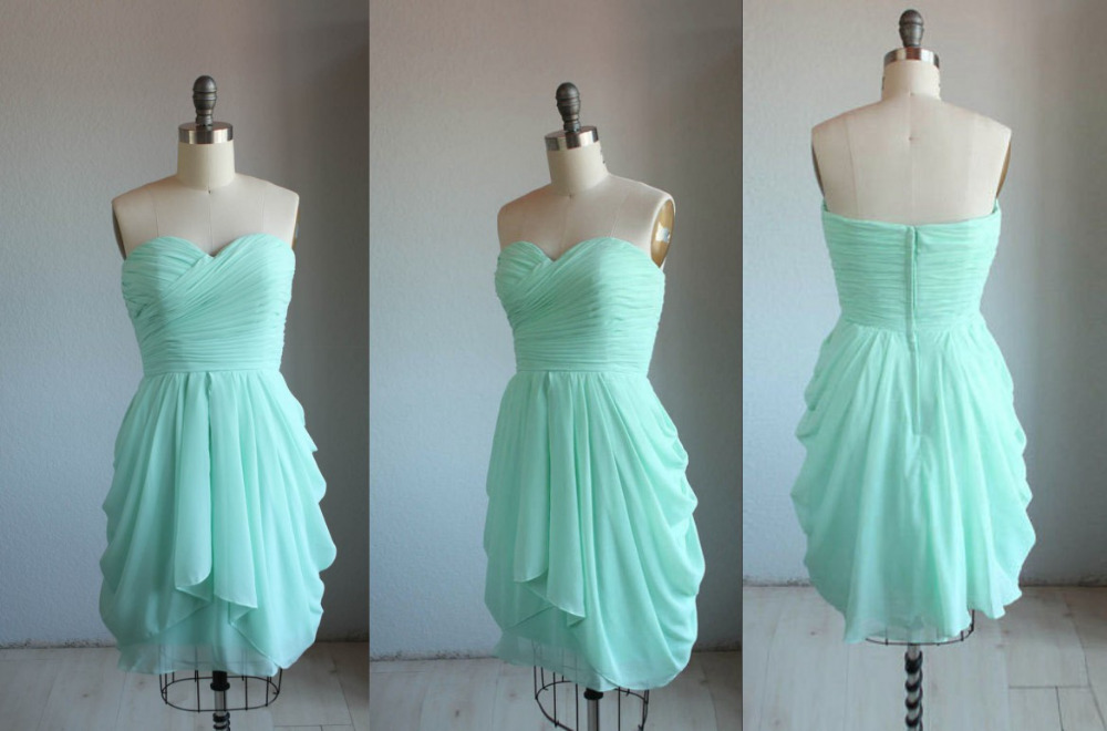 Aliexpress.com : Buy cheap Bridesmaid dress under 50 sweetheart ...