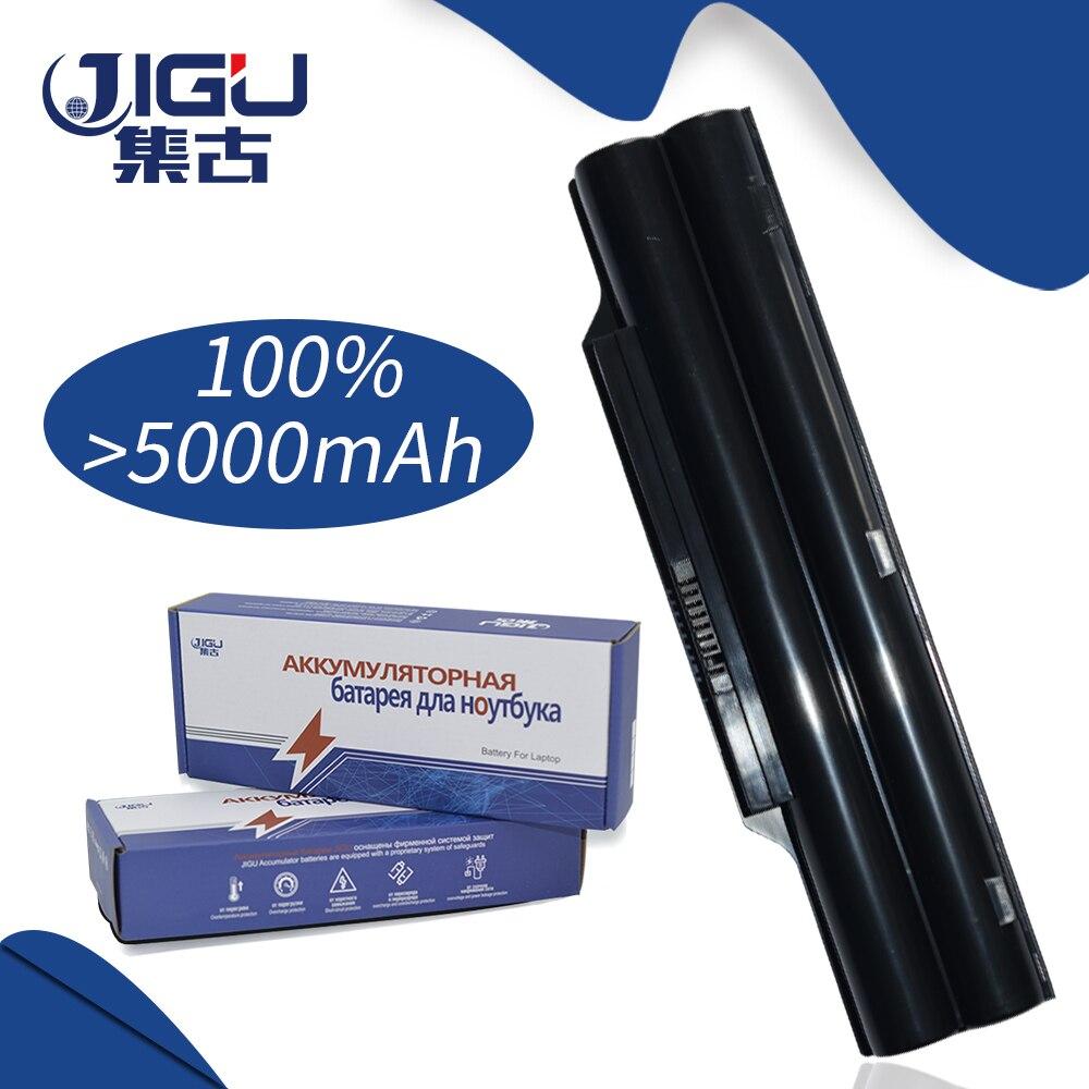 Image 2 - JIGU Laptop Battery For Fujitsu LifeBook A530 AH531 A531 PH521 AH530 LH520 CP477891 01 FMVNBP186 FPCBP250 BP250  FPCBP250-in Laptop Batteries from Computer & Office