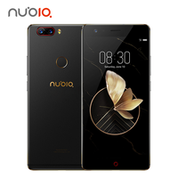 Original Nubia Z17 Mobile Phone 8GB RAM 128GB ROM Octa Core 23.0MP+12.0MP Dual Back Cameras Fingerprint NFC 1920*1080 FHD