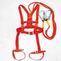 Ремень безопасности с пятью точками  двойной крюк  ремни безопасности для рабочих  строительных работников  оборудование для воздушной защ...