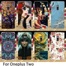 Taoyunxi Телефонные чехлы для OnePlus Two 2 OnePlus 2 A2001 A0002 OnePlus2 Футляр обложка кожа щит оболочки Вытяжки Сумки
