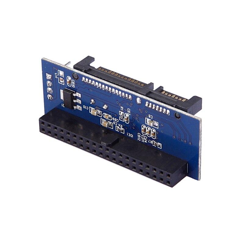 Diewu 5 шт. высокое качество IDE Женский на SATA Мужской конвертер IDE SATA адаптер для компьютера с JM20330 чип