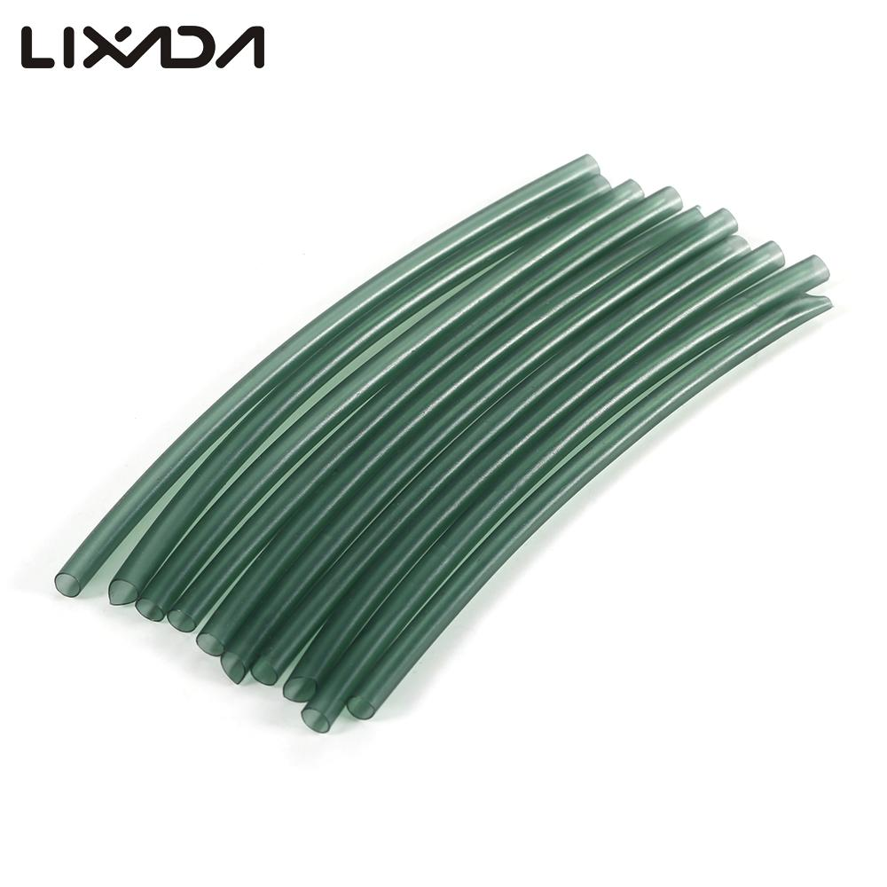 clear heat shrink tube 1.6mm for making hair rigs,course,carp hooks tackle