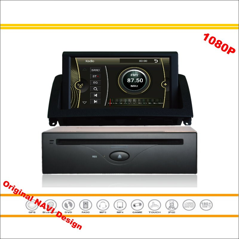 For mercedes benz c w204 2007 2011 car stereo radio cd dvd for Mercedes benz dvd player