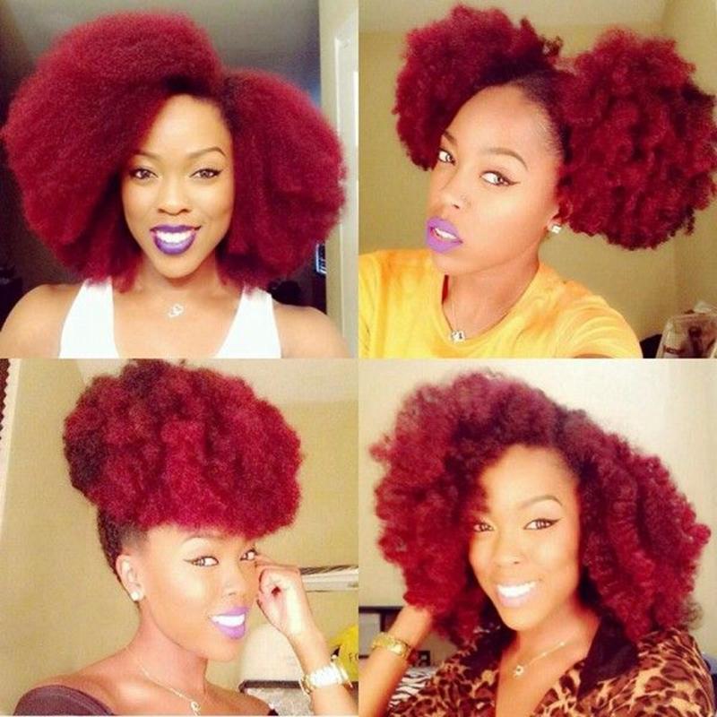 Natural Red Hair Box Dye