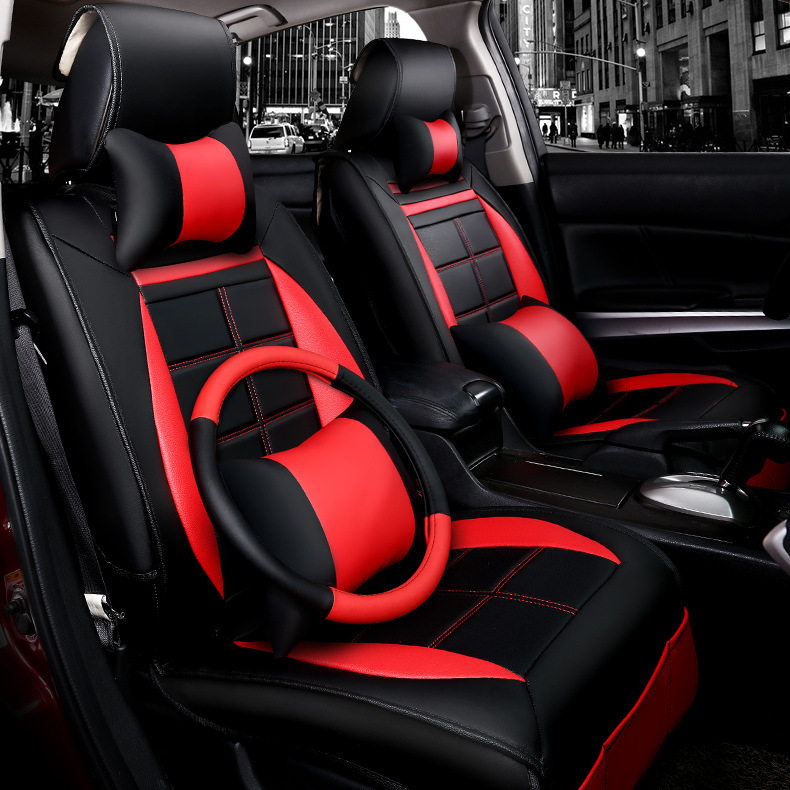 New Car Seat Cover Cushion Sports Car Accessories Car Styling Seat