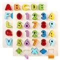 Рисунок Блоков Детские Образовательные Раннего Детства Математика Игрушка Для Интеллектуального Развития Детей 1-6y Алфавит Обучения