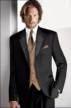 Italian Chocolate Color Wedding Suits Men Party Dress Lounge Suit Tuxedos Groom In From S Clothing