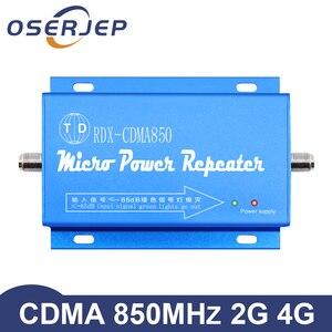 Image 1 - Repetidor 2G 3G 4G GSM, amplificador de señal de teléfono móvil/celular, 850MHz, 850MHz