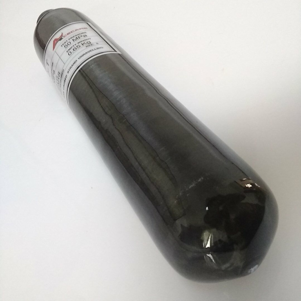 Hot Sale! 500CC-4500PSI-300BAR/30Mpa Carbon Fiber Composite Empty Gas Cylinder with High Pressure on Sale-V raman bedi rakesh chandra and s p singh fatigue studies on glass fiber reinforced composite materials
