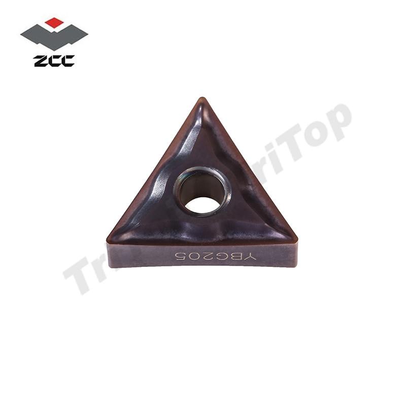 TNMG160404 -EF YBG205 ZCC.CT UTENSILE da taglio inserti per tornitura - Macchine utensili e accessori - Fotografia 3