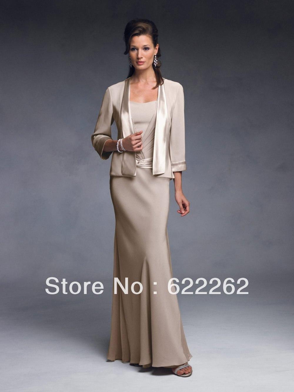 Jacket Evening Dress