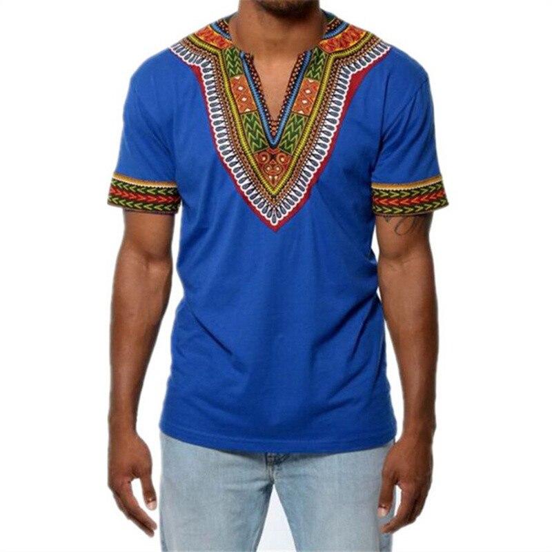 BAIBAZIN Africa Clothing African Dashiki Traditional Dashiki Maxi Man Shirt Shirt Maxi T Shirt Summer Man Clothes Man T-shirt