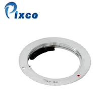 Pixco AF Confirm Adapter Suit for Pentax K Mount PK Lens to suit for Canon (D)SLR Camera, For Pentax  For EOS