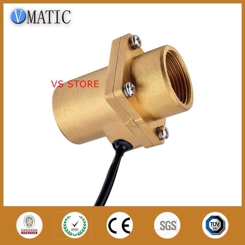 Free Shipping VC4060 Vertical Horizontal Magnetic Water Sensor Flow Switch